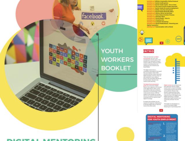 Digital mentoring Booklet Monomyths