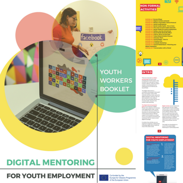 Digital mentoring Booklet Monomyths