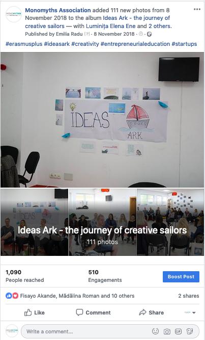 Ideas Ark_Monomyths